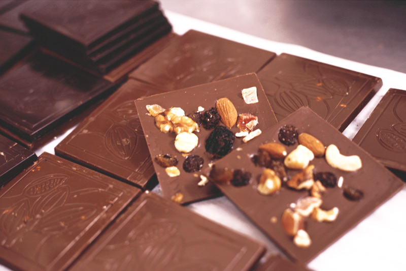 Chocolat Guadeloupe les Suprêmes