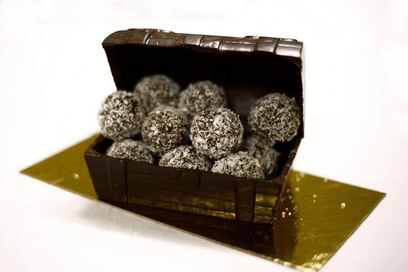 Chocolat de Guadeloupe pour Noël