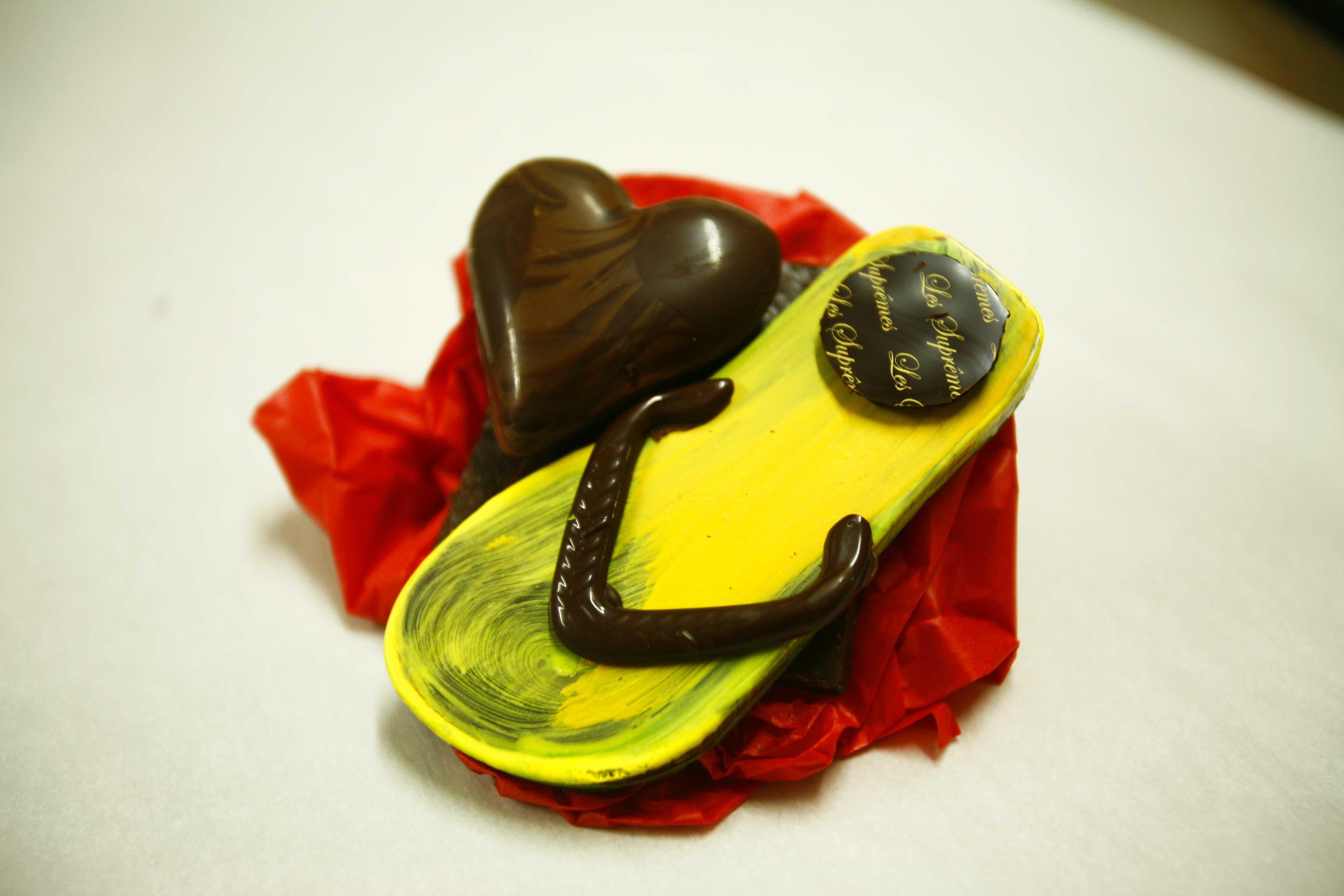 tongue chocolat Guadeloupe